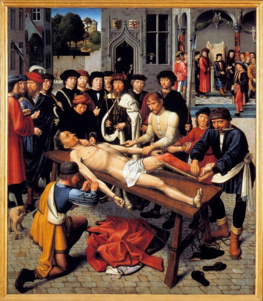 Medieval Torture: Flaying by miwakocupcake on DeviantArt
