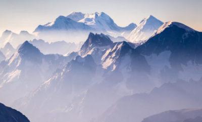 Mountains Fog